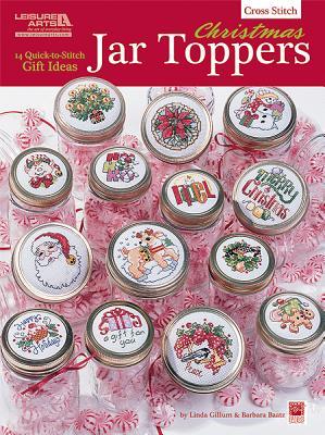 Christmas Jar Toppers By Kooler Design Studio